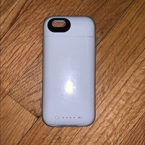 Mophie juice pack plus charging case for iphone 6s